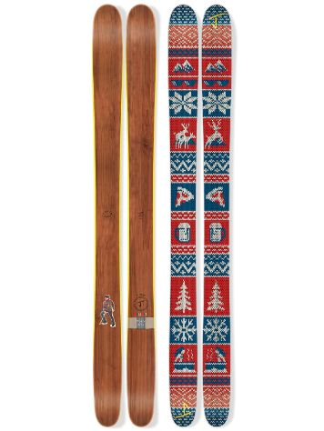 J skis The Friend Holiday 180 2017 Esquís
