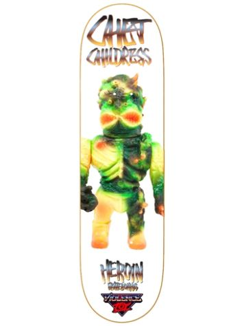 "Heroin Skateboards olence Toy 8.5"" Skateboard Deck"