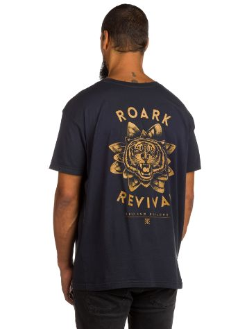 Roark Revival Tiger Lotus T-Shirt
