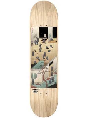 "Real Ishod Wair Temple of Skate 8.12"" x 32"" Deck"