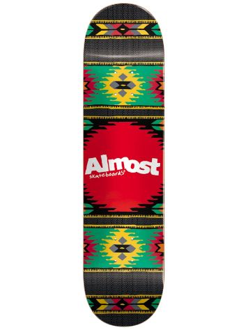 "Almost Aztek 7.75"" x 31.2"" Deck"