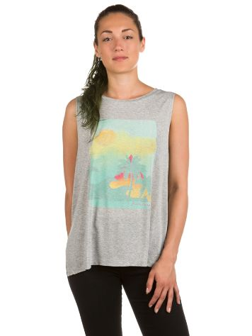 Billabong Beach Scene Tank Top