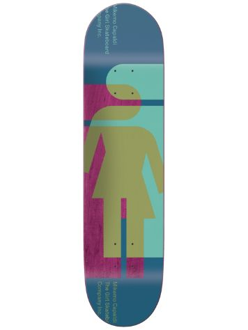 "Girl Mike Hardcourt 7.875"" Deck"