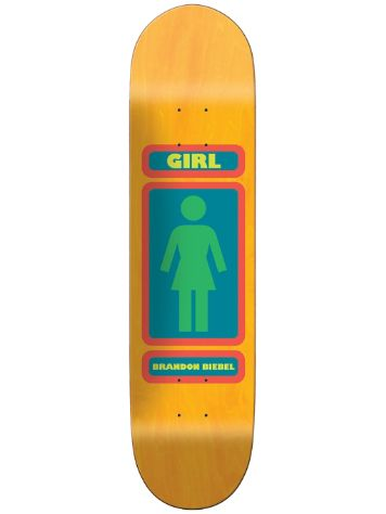 "Girl Biebel '93 Til Infinity 2 7.875"" Deck"