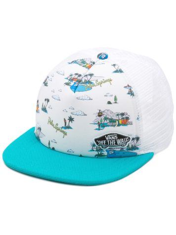 Vans Beach Bound Trucker Gorra