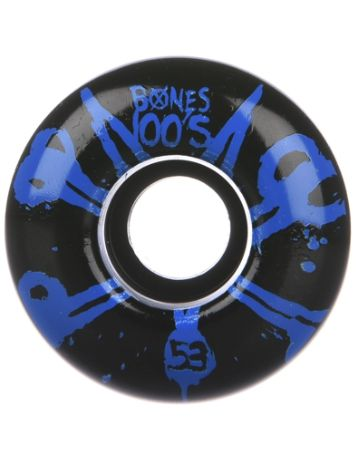 Bones Wheels 100'S Og #15 100A 53mm Rollen