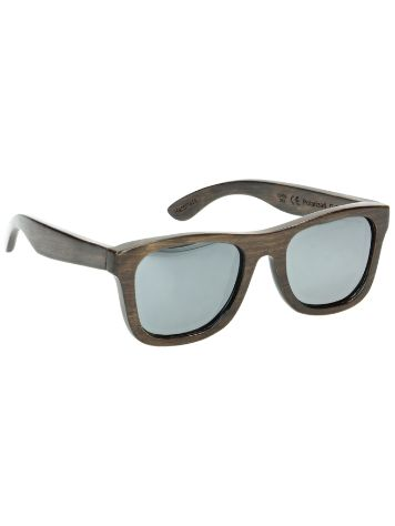 WOOD FELLAS Jalo Brown Silver Sonnenbrille