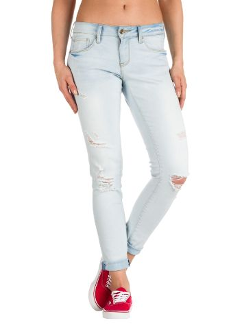 Empyre Girls Tessa Sunbleach Destructed Jeans