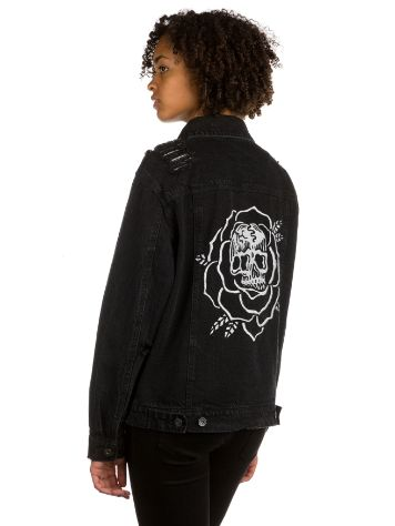 Sketchy Tank ST Dane Denim Jacket