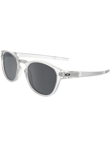 Oakley Latch Matte Clear Black Iridum