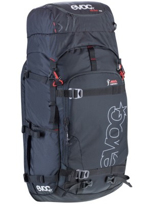 Evoc Zip-On Abs Patrol 40L Backpack black Gr. Uni