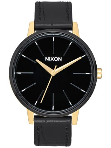 Nixon The Kensington Leather Uhr