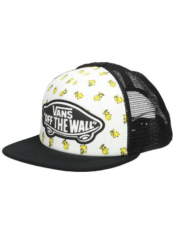 Vans Peanuts Beach Girl Trucker Cap