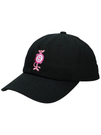 HUF X Pink Panther Pink 8Ball Dad Cap