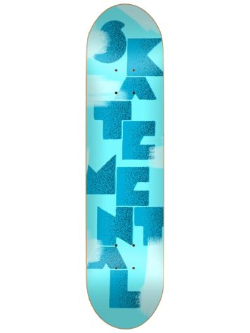 "Skate Mental Logo Stack 1 8.375"" Skateboard Deck"