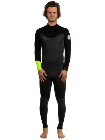 Rip Curl Dawn Patrol 3/2Gb Back Zip Neopreno