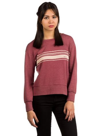 RVCA Stripe Set Dolman Crew Sweater