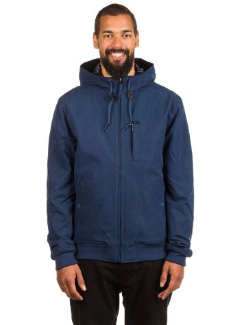 RVCA Hooded Bomber Jacke