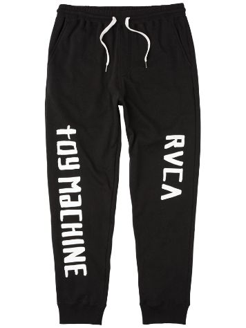 RVCA Toy Machine Sweat pants
