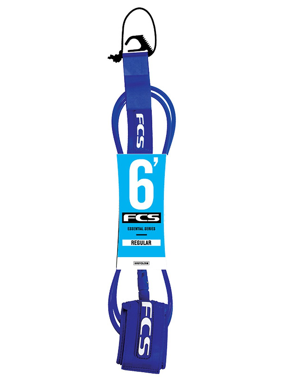 Image of FCS 6' Regular 7mm Leash