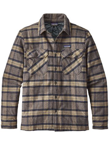 Patagonia Insulated Fjord Flannel Camisa