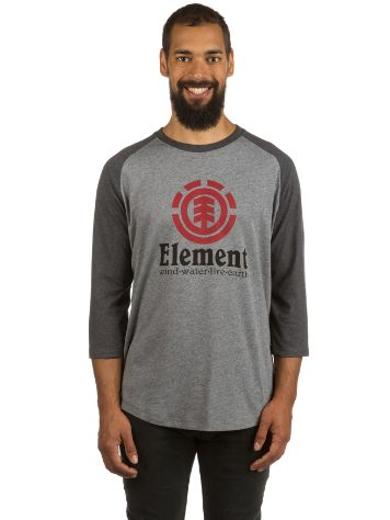Element Vertical Raglan T-Shirt LS
