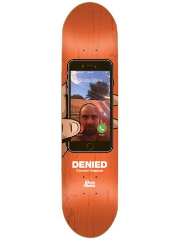 "Skate Mental Kleppan Denied 8.125"" Skateboard Deck"