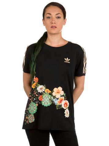 adidas Originals Jardim Agharta 3 Stripes T-Shirt