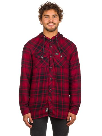 O'Neill Violator Hooded Flannel Hemd