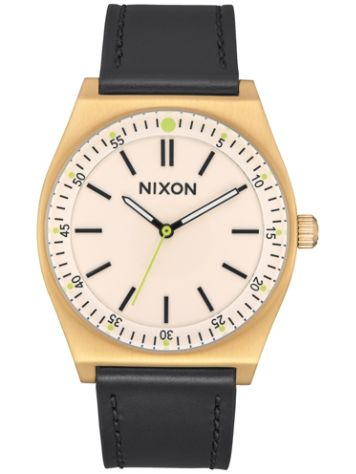 Nixon The Crew Leather Reloj