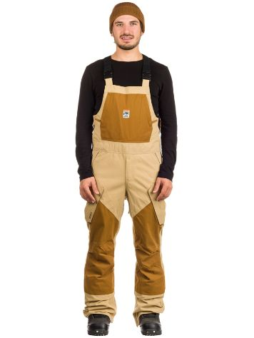 Thirtytwo Basement Bib Pantalones