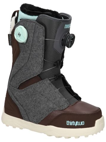 Thirtytwo Lashed Double Boa 2018 Snowboardboots