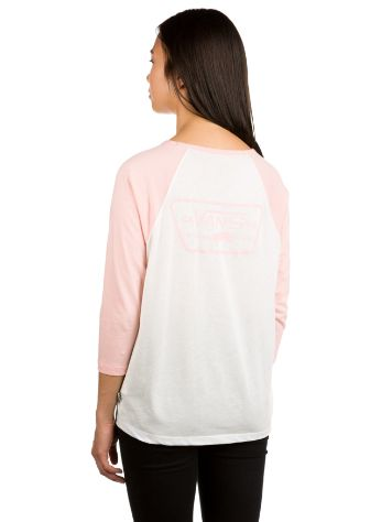 Vans Full Patch Raglan T-Shirt LS