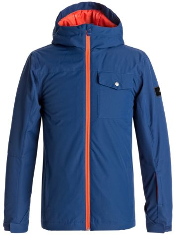 Quiksilver Mission Solid Jacke Jungen