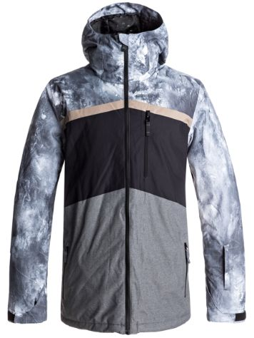 Quiksilver Mission Engineered Print Jacke