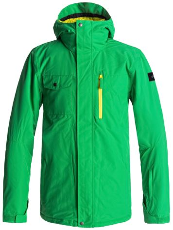 Quiksilver Mission Solid Jacke