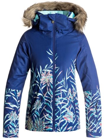 Roxy Jet Ski Se Jacket Girls