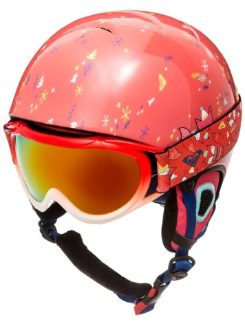 Roxy Misty Pack Goggle Helmet Girls