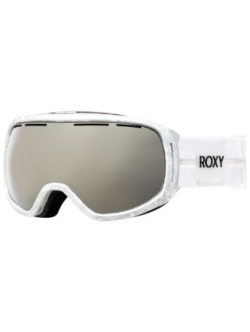 Roxy Premiere Rockferry Goggle Bright White Máscara