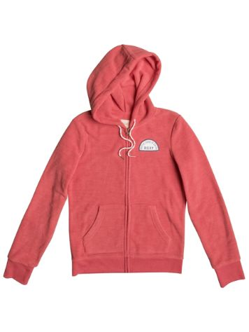 Roxy Colorful Matter Zip Hoodie Girls