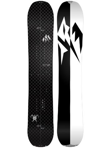 Jones Snowboards Carbon Solution 162W 2018