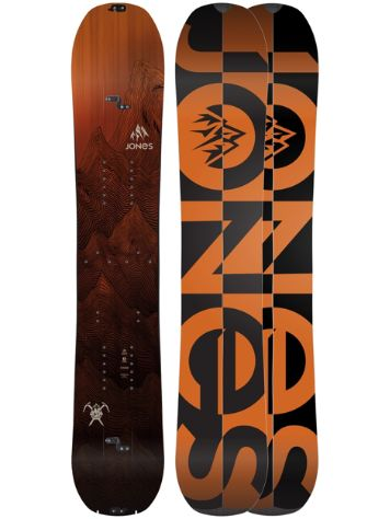 Jones Snowboards Solution 161 2018