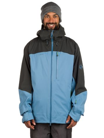 Mammut Alvier Tour Hs Hooded Jacke
