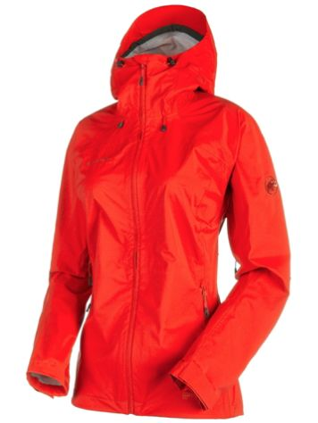 Mammut Keiko Hs Hooded Outdoor Jacket
