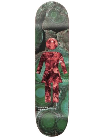 Girl Geol-OG Biebel 8.0'' Deck