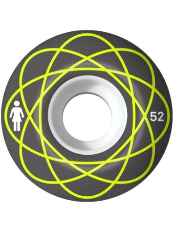 Girl Nuclear 52mm Wheels
