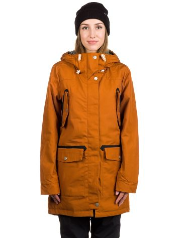 WearColour Range Parka Coat