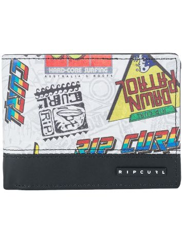 Rip Curl New Pu Rockered Wallet
