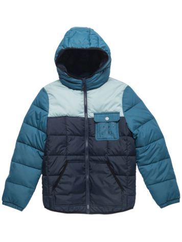 Rip Curl Color Block Puff Jacket Boys