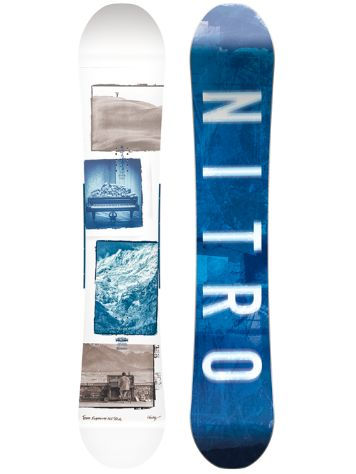 Nitro Team Exposure Wide Gullwing 165 2018 Snowboard